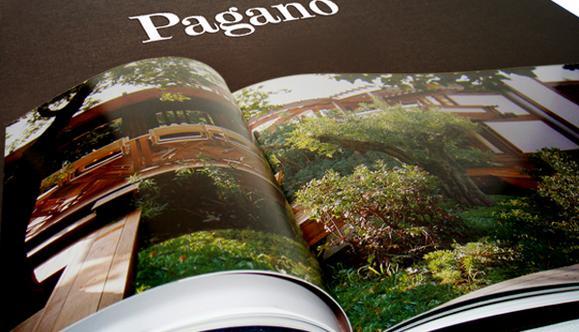 Ritocco di foto e stampa del catalogo