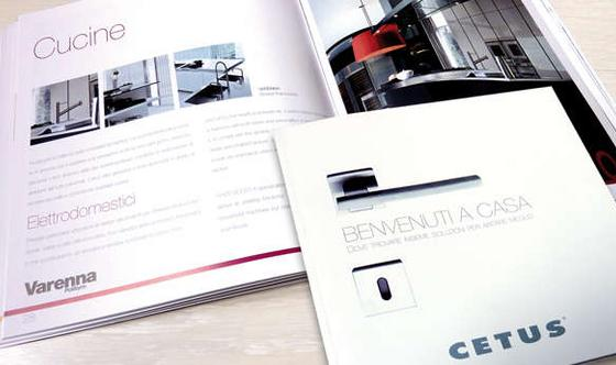 Ideazione e progettazione grafica della brochure istituzionale