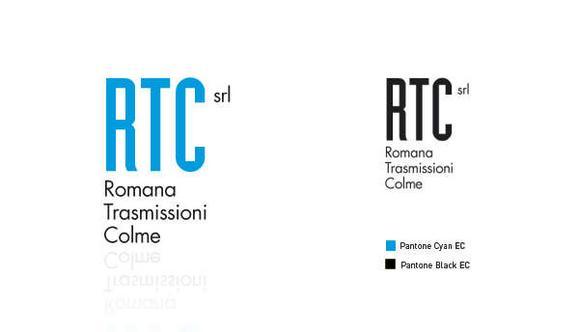 Ideazione e progettazione logo RTC Srl