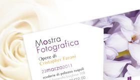Materiale Promozionale Cristopher Faroni