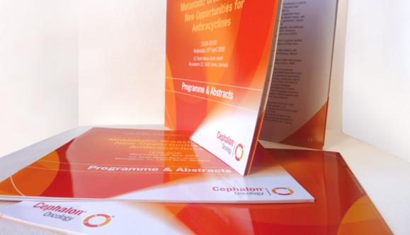 Stampa brochure