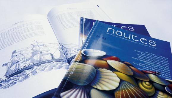 Realizzazione grafica del volume Nautes