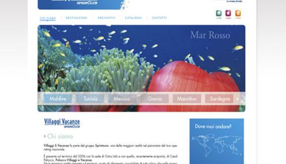 Realizzazione di banner promozionali e gestione sito web