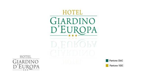 Realizzazione logo per l'Hotel Giardino d'Europa