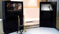 Installazione Totem per l'Evento Google in Roma