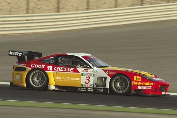 FIA GT Dubai