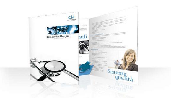 Progetto grafico brochure istituzionale
