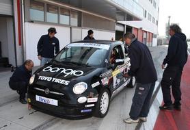 Matteo Milea - Campionato 500 2011 - Circuito di Adria