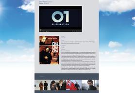 Realizzazione sito web preliminare 01 Distribution