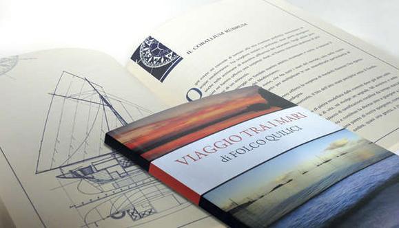 Realizzazione grafica del libro di Folco Quilici