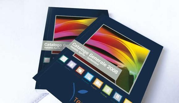 Realizzazione catalogo prodotti