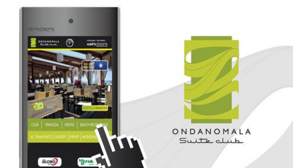 Totem Touch Screen 20'' posizionati in 11 Centri Ondanomala Beach Club di Roma
