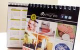 Calendario da Scrivania Centro Benessere Myrea