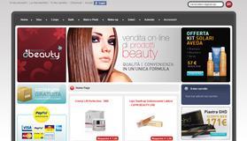 Myrea - Realizzazione e-commerce