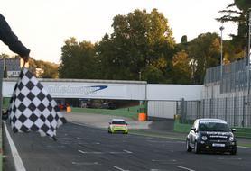 Matteo Milea - Campionato 500 2011 - Circuito di Vallelunga