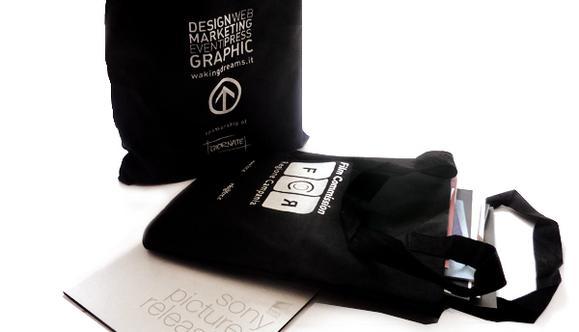 [2009] Realizzazione gadget - shopper