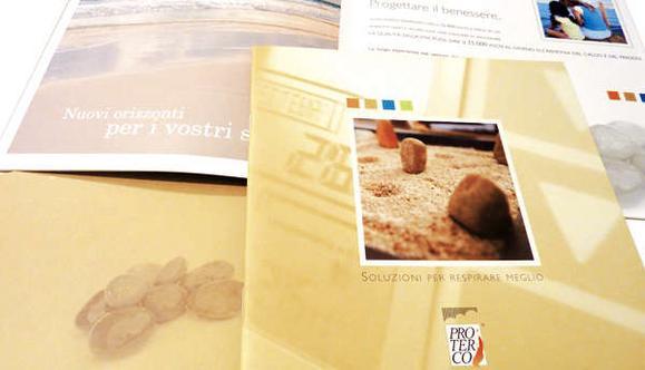 Progetto e realizzazione brochure