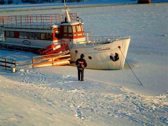 Extreme Race Arctic 2010