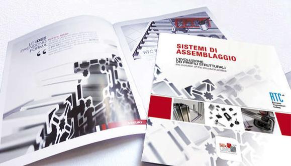 Progetto e realizzazione brochure istituzionale
